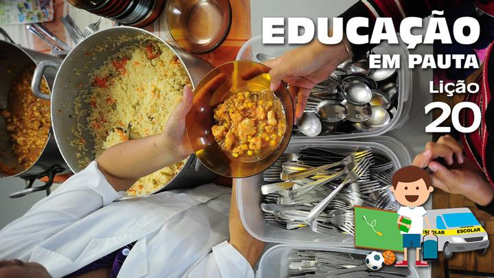 Escola pode ajudar na saúde através de boas práticas alimentares