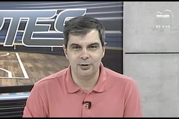 TVCOM Esportes. 4º Bloco. 10.12.15