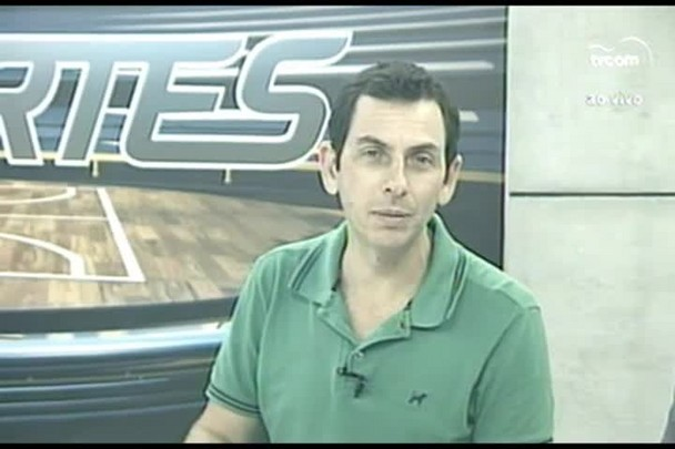 TVCOM Esportes. 2º Bloco. 17.02.16