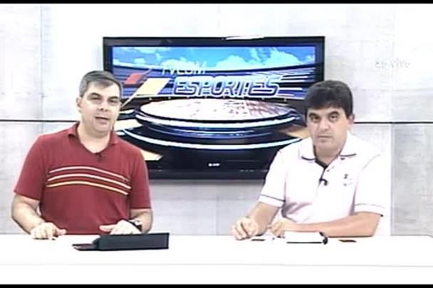 TVCOM Esportes. 3º Bloco. 09.03.16