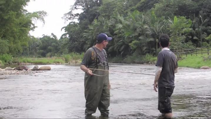 Repórter aventura - Trilha motorizada no rio bonito