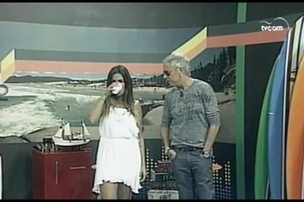 TVCOM De Tudo um Pouco. 1º Bloco. 27.03.16