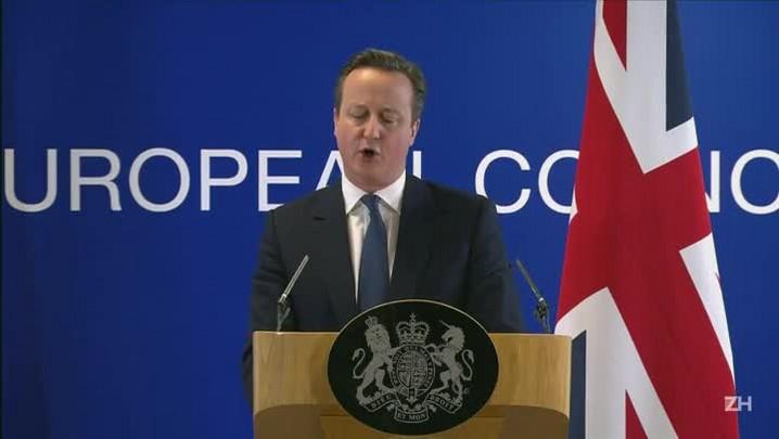 Eurocâmara pressiona Brexit
