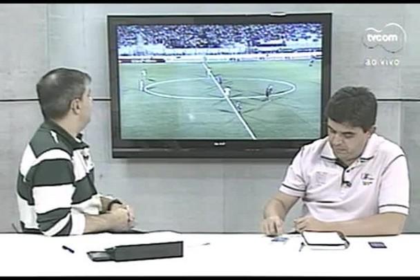 TVCOM Esportes. 4º Bloco. 27.07.16