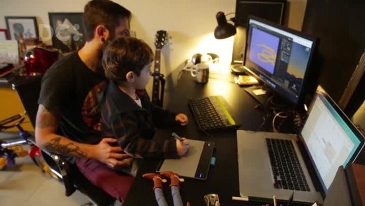 Paternidade positiva: conheça três pais que se envolvem integralmente na criação de filhos
