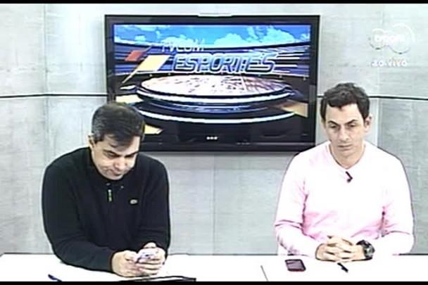 TVCOM Esportes. 3º Bloco. 10.08.16