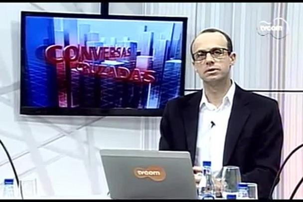 TVCOM Conversas Cruzadas. 2º Bloco. 29.08.16