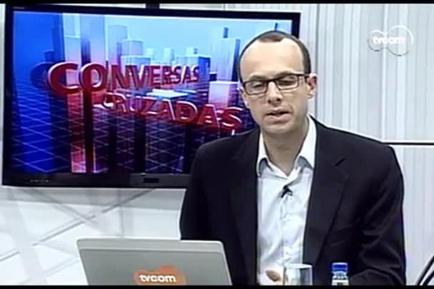 TVCOM Conversas Cruzadas. 4º Bloco. 13.09.16