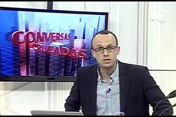 TVCOM Conversas Cruzadas. 3º Bloco. 14.10.16