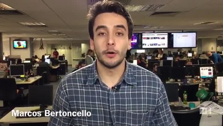Marcos Bertoncello comenta o histórico de Grêmio x Atlético-MG