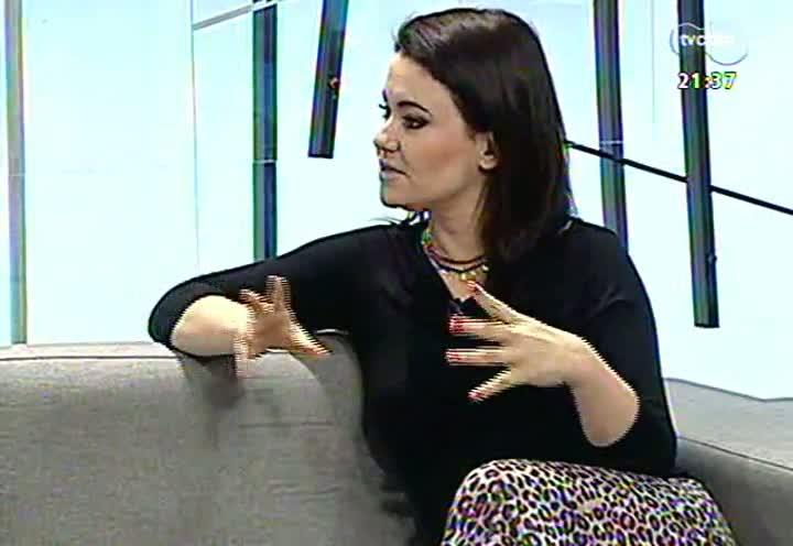 TVCOM Tudo Mais - Queen Mob (Samantha Carvalho)