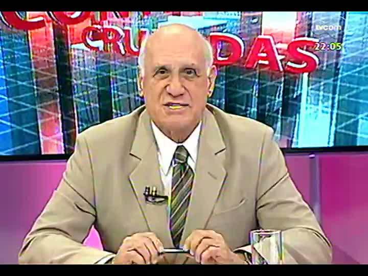 Conversas Cruzadas - Projeto ameaça provas de laço - Bloco 1 - 18/12/12