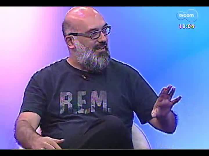 Programa do Roger - Gustavo Telles e Rafael Rodrigues falam do clipe novo da Pata de Elefante - bloco 2 - 30/01/2013