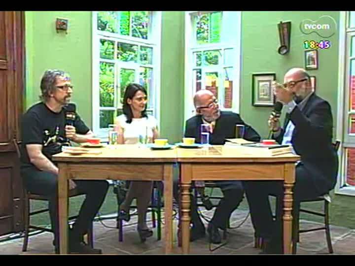 Café TVCOM - 16/03/2013 - Bloco 4 - Fundação Pão dos Pobres