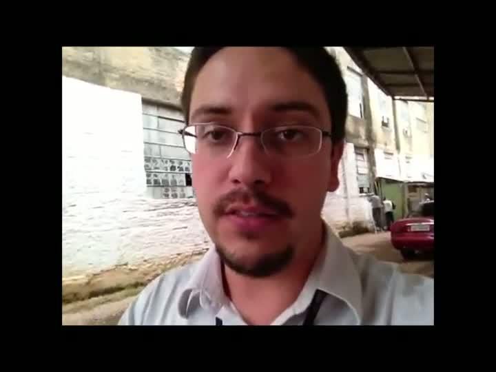 Secretaria dos animais da capital investiga aluguel de cães de guarda em prédio abandonado. 04/04/2013