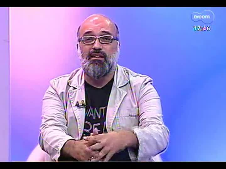 Programa do Roger - Confira o bailaor Farruquito, que apresenta dança flamenca em Porto Alegre - bloco 1 - 05/04/2013