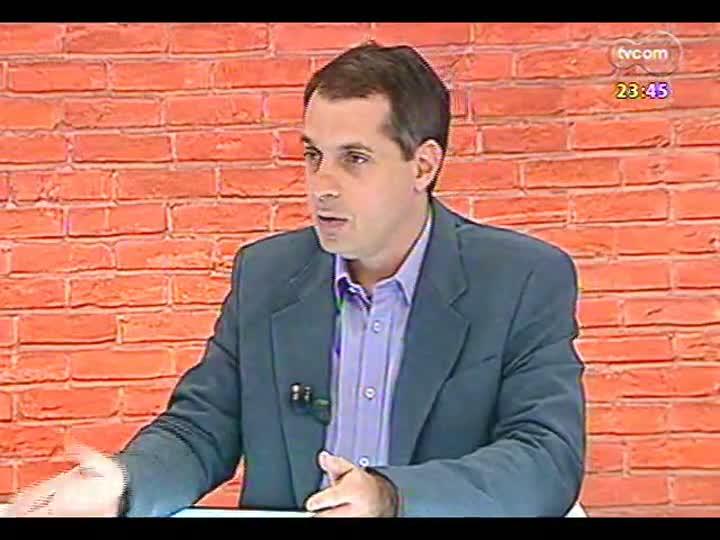 Mãos e Mentes - Presidente da Gadolando e coordenador da 36ª Expoleite e 9ª Fenasul, Marcos Tang - Bloco 2 - 14/05/2013