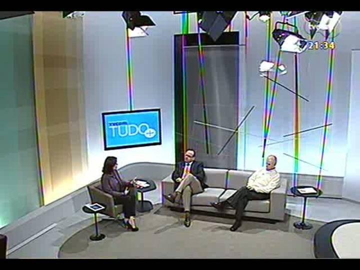TVCOM Tudo Mais - Conversa sobre o Jockey Club com o presidente do clube e o membro do Conselho Deliberativo