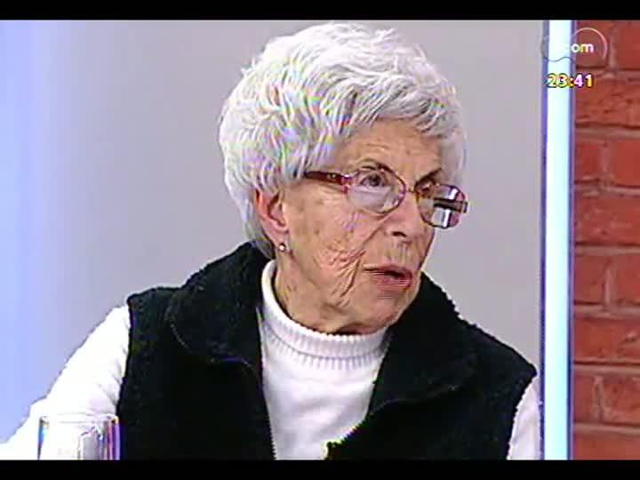 Mãos e Mentes - Presidente da Fundação Theatro São Pedro, Eva Sopher - Bloco 4 - 09/06/2013