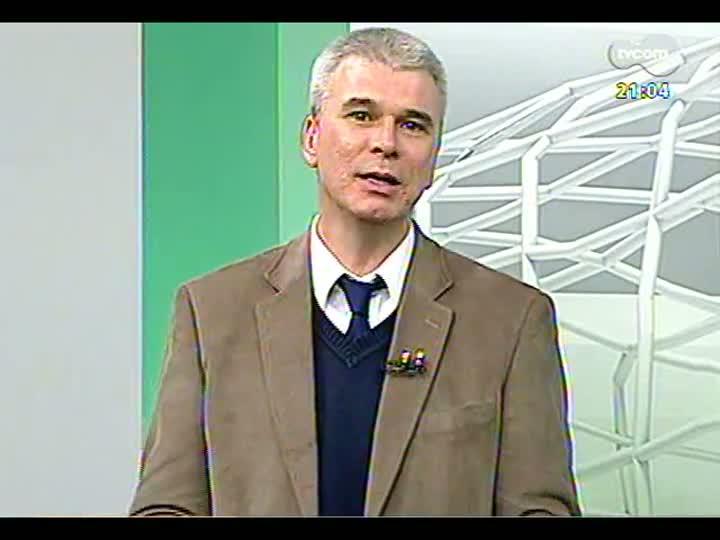 Bate Bola - Vitória do Brasil na Copa das Confederações e demissão do técnico Luxemburgo - Bloco 1 - 23/06/2013