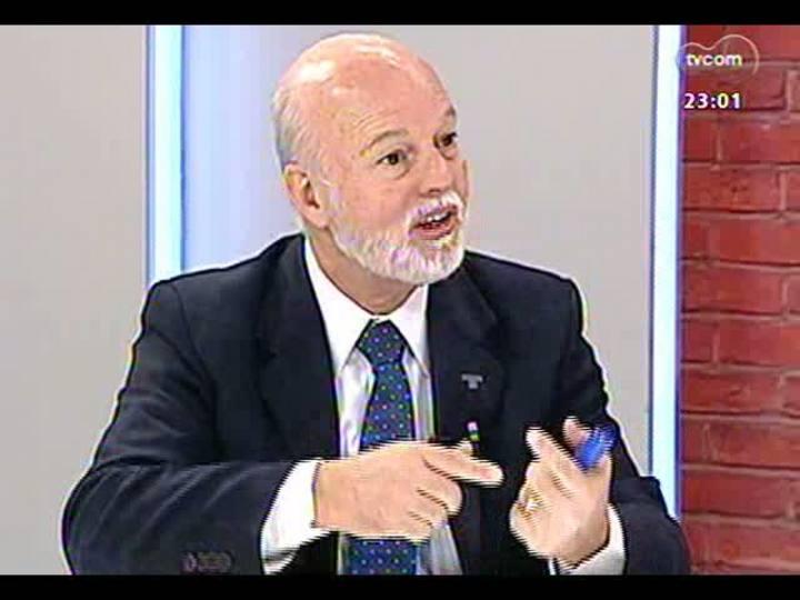 Mãos e Mentes - Presidente do Sindicato das Empresas de Telefonia Celular, Eduardo Levy - Bloco 1 - 07/07/2013