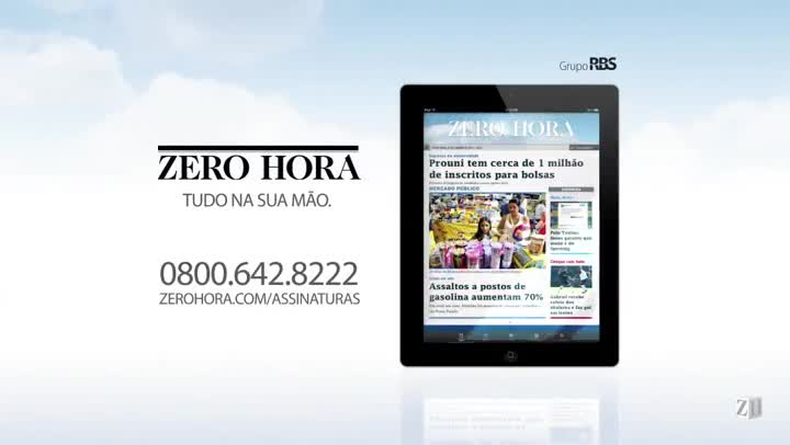 Leia na Zero Hora desta terca-feira (10/09/2013)