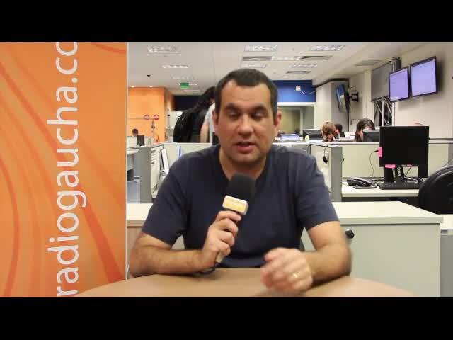 Carlos Guimarães e uma analise sobre as seleções confirmadas para a Copa de 2014 - 13/09/2013
