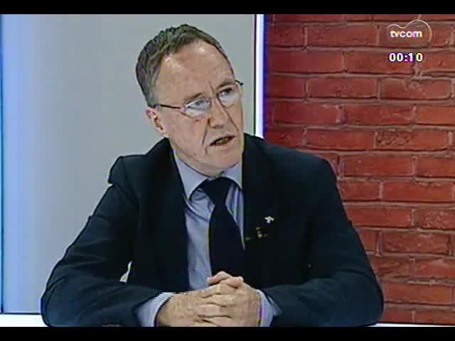 Mãos e Mentes - Superintendente do Sebrae-RS Léo Hainzenreder - Bloco 4 - 28/10/2013