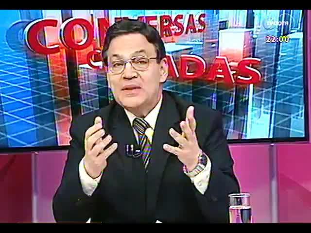 Conversas Cruzadas - Debate sobre o projeto do governo referente aos RPVs e a situação do pagamento de precatórios - Bloco 1 - 13/11/2013