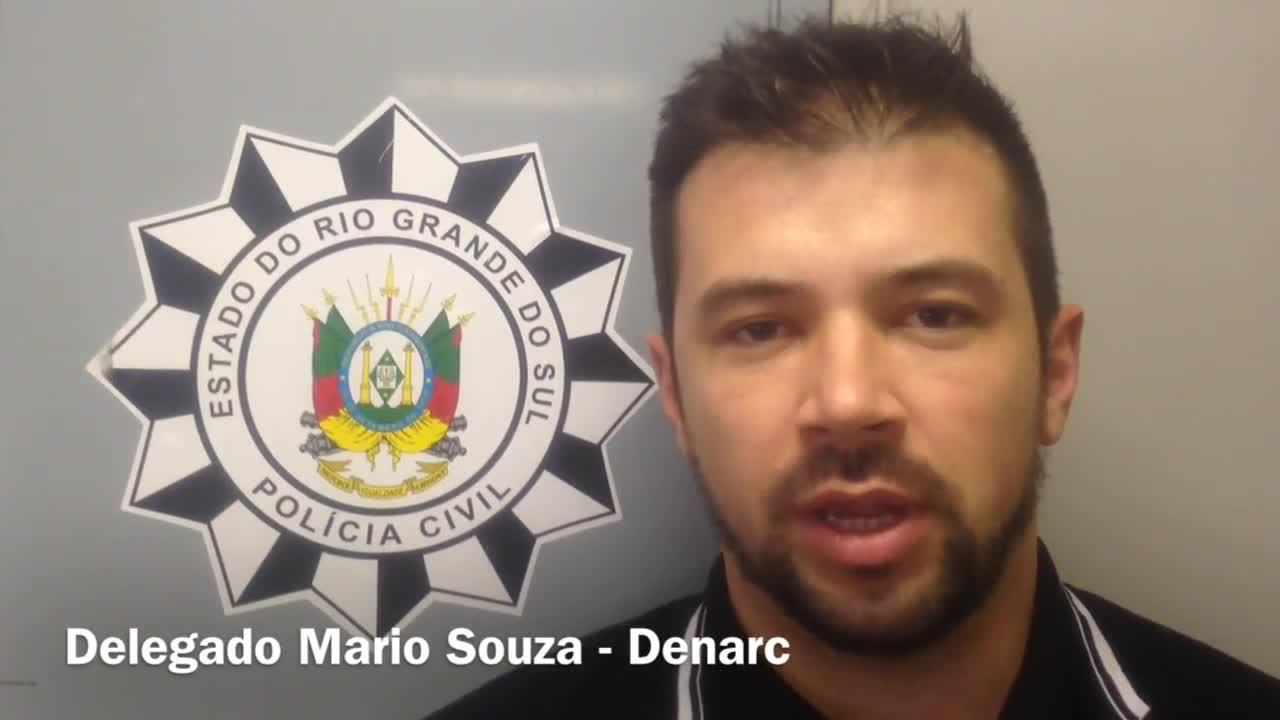 Operação policial identifica mais de 70 pontos de tráfico de drogas em Esteio e Sapucaia do Sul - 21/11/2013