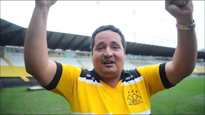 Torcedor carioca é fanático pelo Tigre