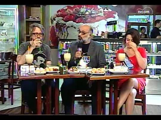 Café TVCOM - Bate-papo sobre histórias em quadrinhos - Bloco 2 - 14/12/2013