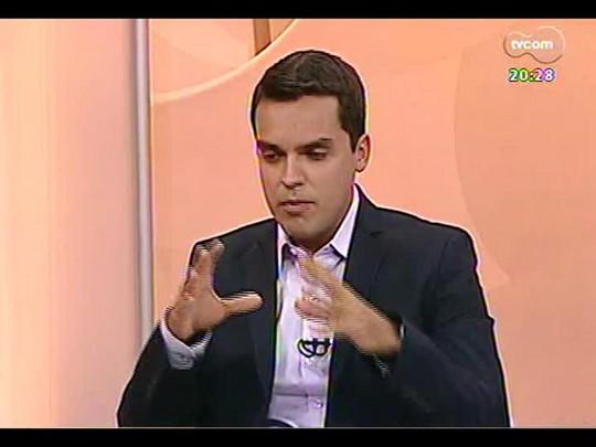 TVCOM 20 Horas - Retrospectiva: o balanço do ano na capital e a projeção para 2014 - Bloco 3 - 26/12/2013