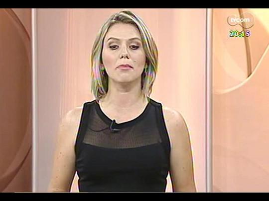 TVCOM 20 Horas - Câmeras de segurança devem ajudar a polícia a encontrar suspeito pela morte de taxista em POA - Bloco 2 - 03/12/2013