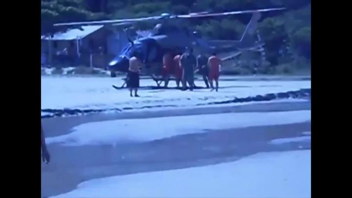 Jovem morre afogado na praia de Naufragados, no Sul da Ilha
