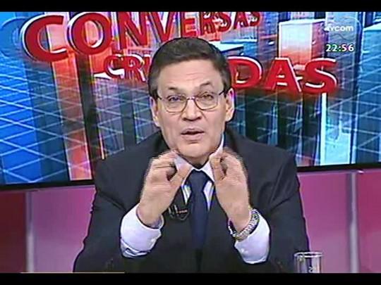 Conversas Cruzadas - Debate sobra a censura na internet - Bloco 4 - 12/03/2014