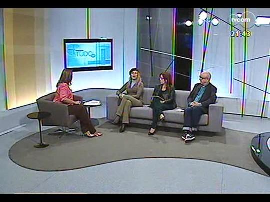 TVCOM Tudo Mais - Confira uma conversa com amigos de Mário Quintana - Parte 2