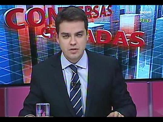 Conversas Cruzadas - Debate sobre o inquérito policial do caso do menino Bernardo - Bloco 4 - 13/05/2014