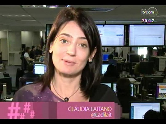 #PortoA - Cláudia Laitano dá a dica sobre o show do Yamandu Costa - Bloco 2 - 14/06/2014