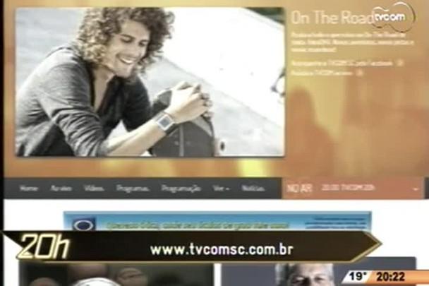 TVCOM 20 Horas - Índice de doação de orgãos em SC - 2º Bloco - 22/07/14