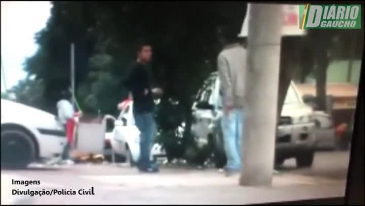 Polícia Civil flagra venda de drogas no bairro Rubem Berta