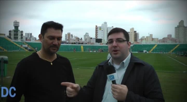 DC Esportes em Pauta: ídolo do Figueirense, Genílson lembra jogão contra o Atlético-MG