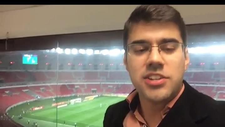 Maurício Saraiva se junta ao time de comentaristas do Futebol da Gaúcha