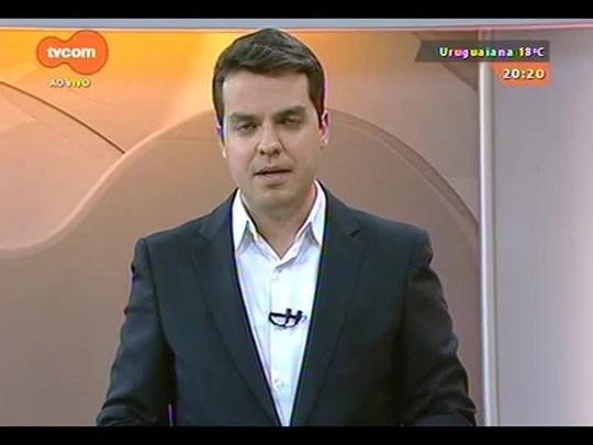 TVCOM 20 Horas - Lançado edital de licitação para nova obra da orla do Guaíba - Bloco 2 - 04/09/2014