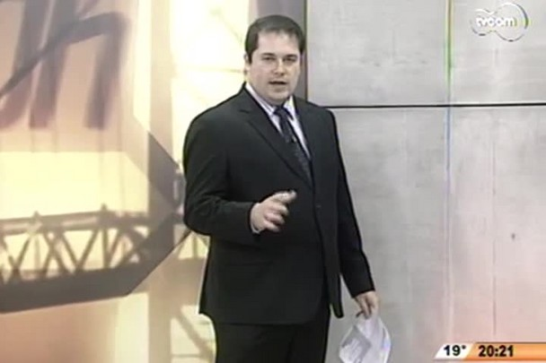 TVCOM 20 Horas - Há menos de um mês das eleições,tire suas dúvidas - 2º Bloco - 12/09/14
