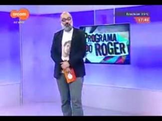 Programa do Roger - Banda The Good People of Planet Earth - Bloco 1 - 15/09/2014