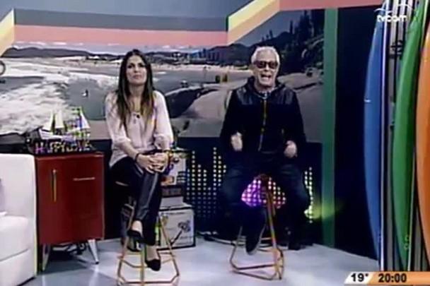De Tudo um Pouco - Entrevista com Gerson Santos - 1ºBloco - 21.09.14