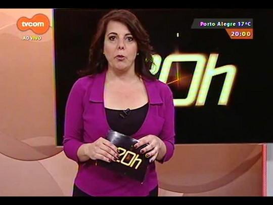 TVCOM 20 Horas - RS está entre os 5 estados com maior apreensão de dinheiro falso do país - Bloco 1 - 24/09/2014