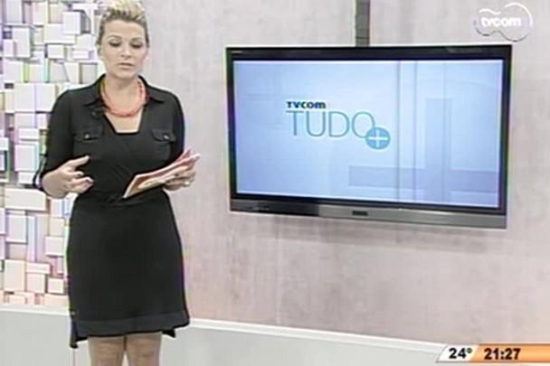 TVCOM Tudo+ - Florianópolis é a melhor capital do país para empreender - 26.11.14