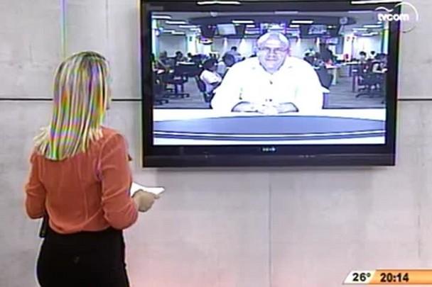 TVCOM 20h - Ave de rapina: mais vereadores são intimados a prestar depoimento a PF - 2.12.14